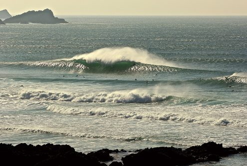 What makes Newquay the Surf Capital?
