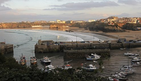 Top 5 Things To Do In Newquay