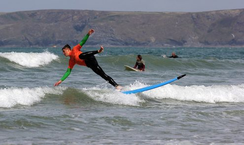 Your First Surf Lesson – What to Expect
