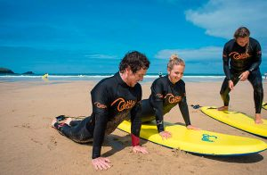 Private Surf Lessons Newquay