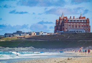 Three Reasons to Visit Fistral Beach