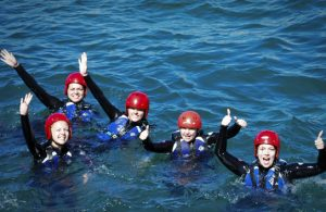 Hen Party Coasteering