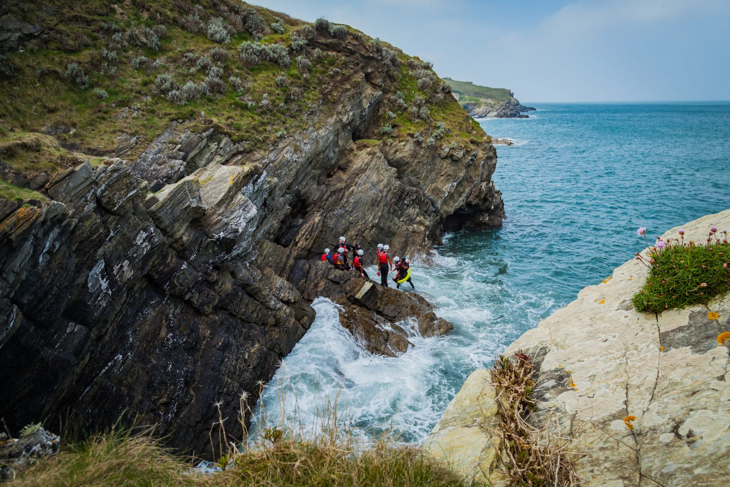 coasteering-group-cornwall