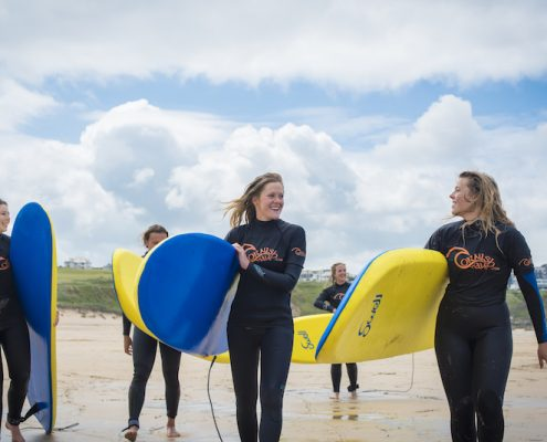 Five Things To Know Before Your First Surf Lesson