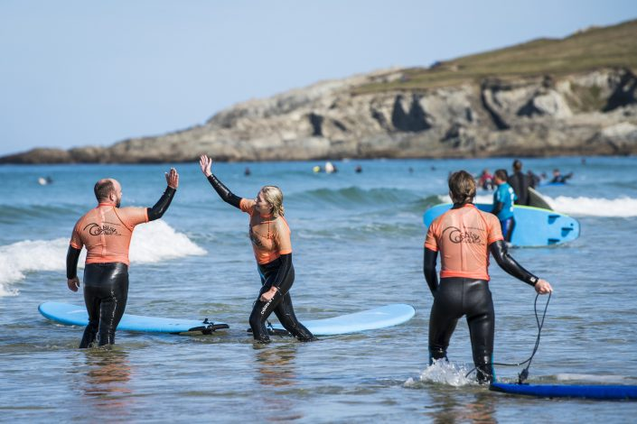 surf lessons-cornwall