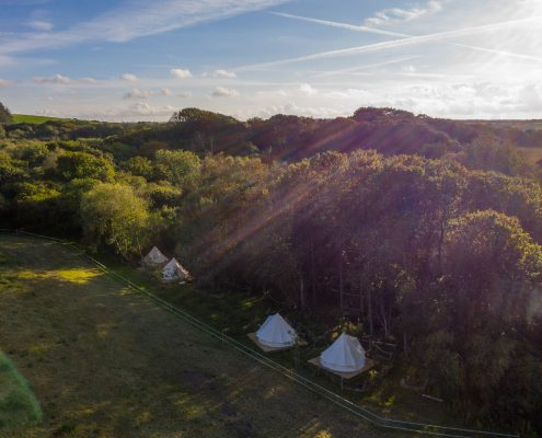 Couples Activity Holiday Camping